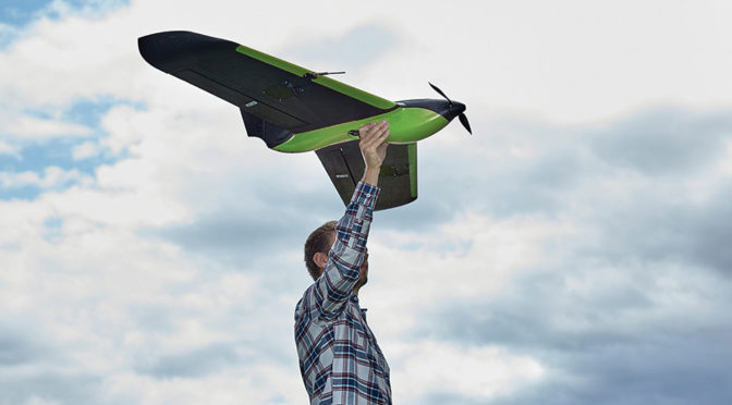 Sentera 2019 PHX Fixed-wing Drone Offers You Bird's Eye-view Of Weed Locations, Plant Health And More