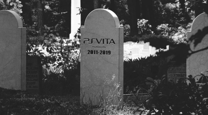 Sony Officially Stopped Making PS Vita