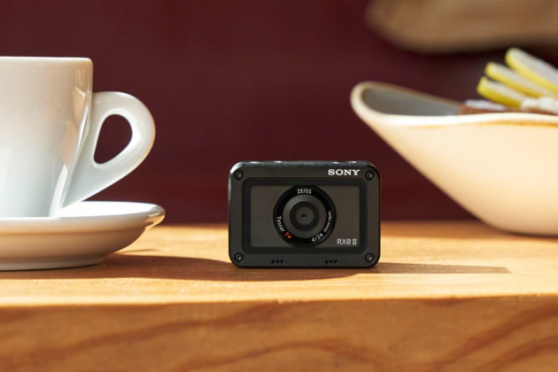 Sony RX0 II Ultra-Compact Camera