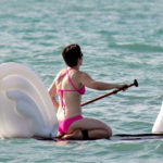 Stand Up Floats Inflatable Creatures Make Paddle Board Less Boring