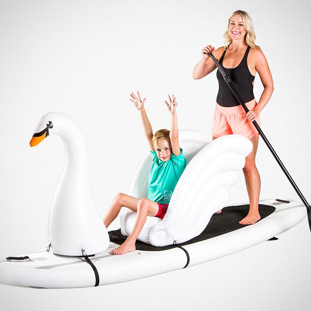 Stand Up Floats Inflatable Creatures
