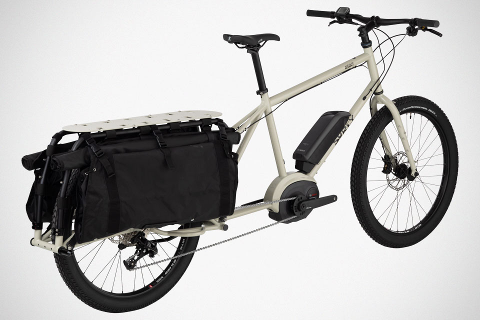 Surly Big Easy Electric Cargo Bike