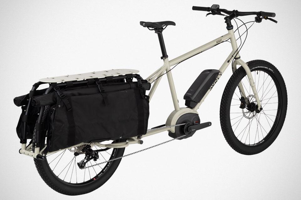 14ecc412554 Surly Big Easy Electric Cargo Bike Is The Big Rig Of The Cargo Bike ...