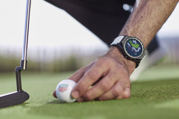 """TAG Heuer Connected Modular 45 """"Golf Edition"""""""