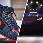 Tesla Jordan 1 Elon Musk Wore Had More Attention Than Model Y