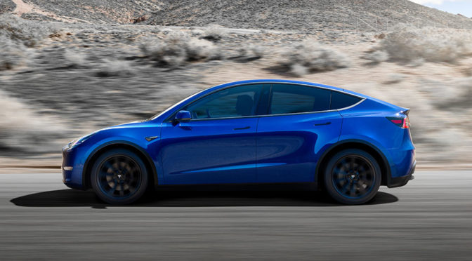 Here's Everything You Need To Know About The New Tesla Model Y