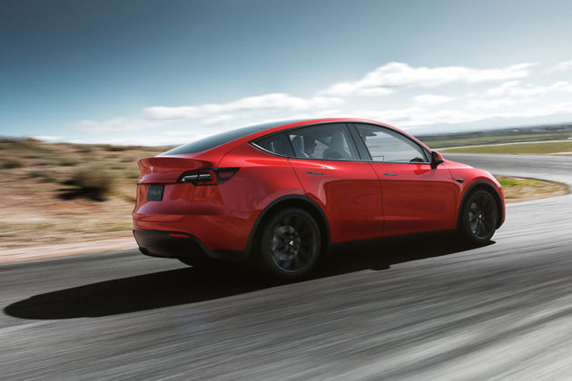 Tesla Model Y Electric SUV