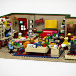 LEGO Ideas The Central Perk Coffee Of <em>Friends</em> Approved By LEGO!