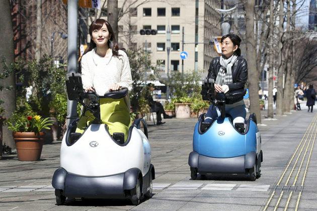 Tokyo Trials 4-wheel Tourist Scooters