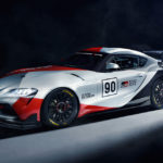 Toyota Is Heading To Geneva With This Toyota GR Supra GT4 Concept