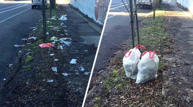 TrashTag Challenge Is The Best Viral Challenge Trend Ever