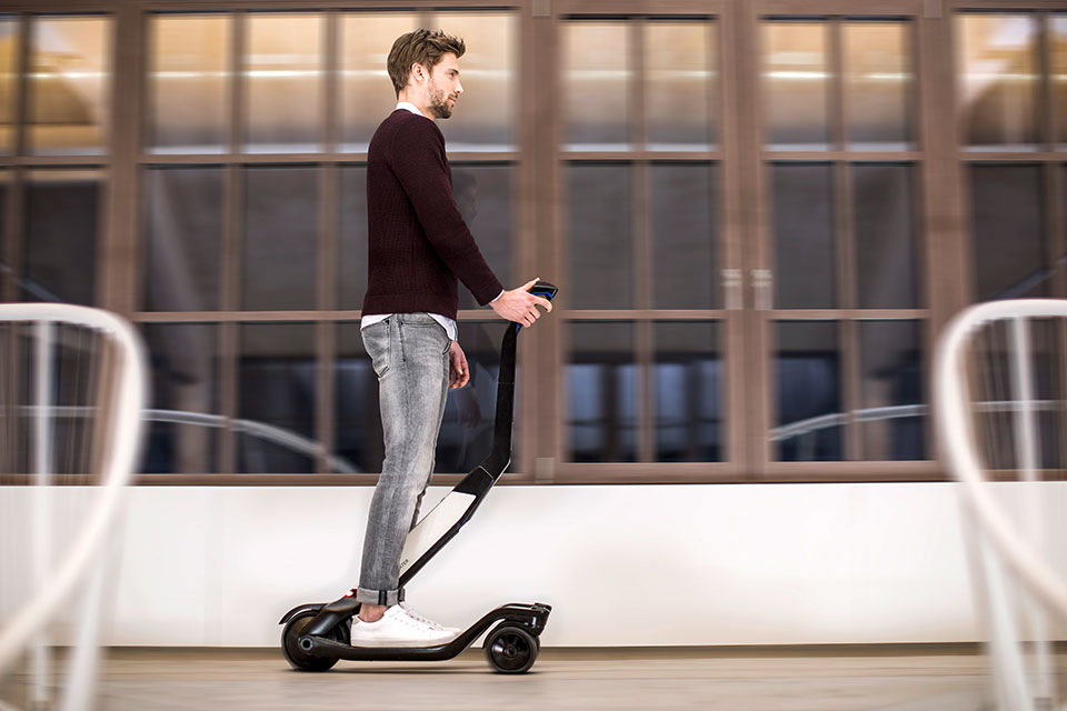 Volkswagen Cityskater Electric Scooter