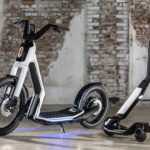 Check Out This Pair Of Wacky Electric Scooters From Volkswagen