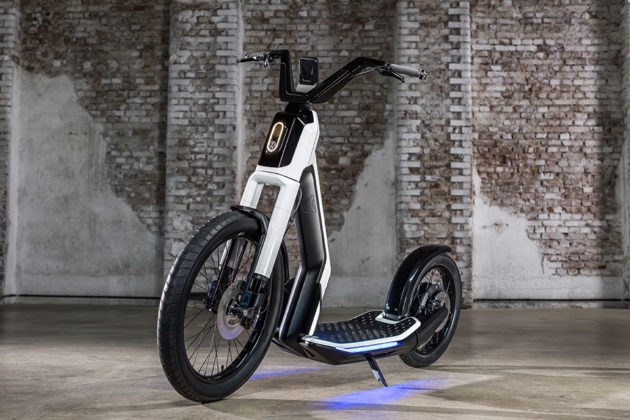 Volkswagen Streetmate Electric Scooter