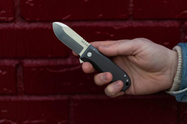 WESN Allman EDC Pocket Knife