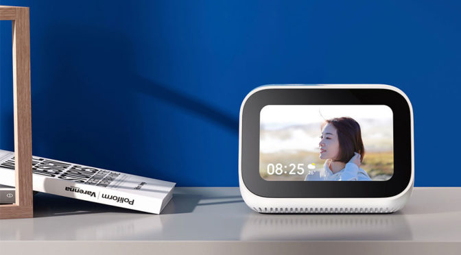 Xiaomi Xiaoai Smart Speaker Is An Answer To Amazon Echo Show