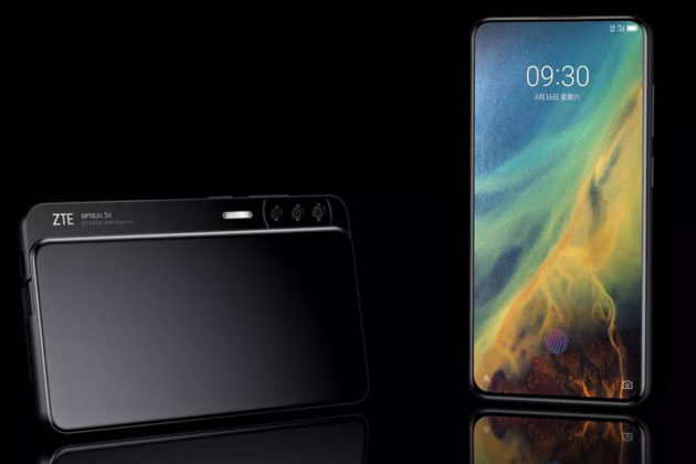 ZTE AXON S Smartphone