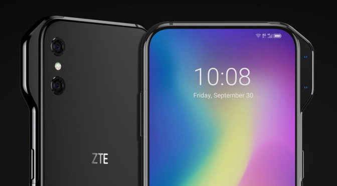 ZTE AXON S And AXON V Have Interesting Ways Of Getting Rid Of The Notch