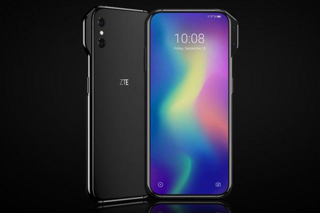 ZTE AXON V Smartphone
