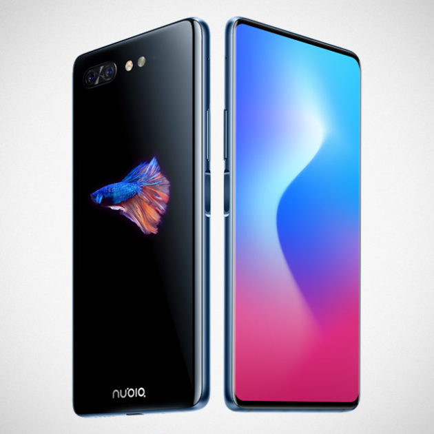 nubia X Android Smartphone