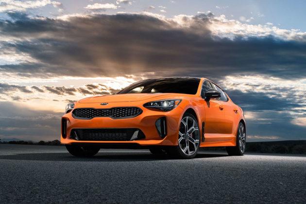 2019 KIA Stinger GTS Sports Sedan