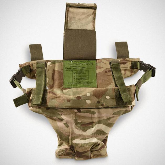British Military Surplus Bulletproof Men's Underwear