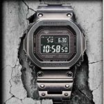 "If ""Aged"" Look Appeals To You, Then This G-Shock Will Be Right Up Your Alley"