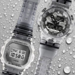 CASIO Announced Super Cool Translucent G-Shock Watches