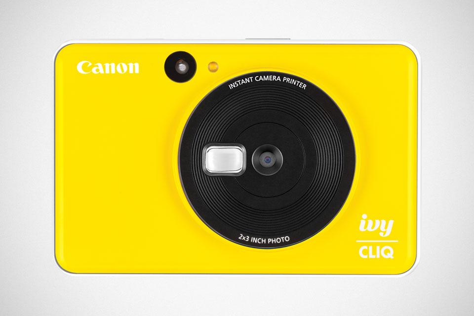 Canon IVY CLIQ Instant Print Camera