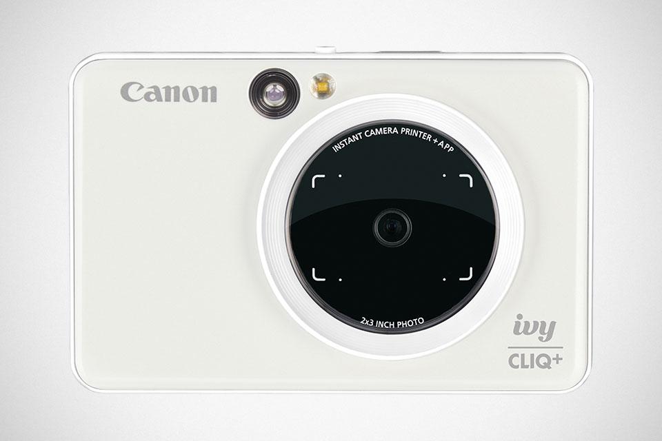 Canon IVY CLIQ+ Instant Print Camera