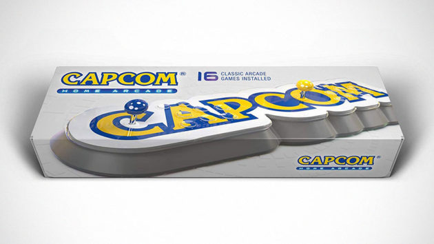 Capcom Home Arcade Video Game System
