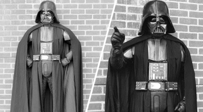 Authentic <em>Star Wars</em> Darth Vader Costume Could Fetch $2M At Auction