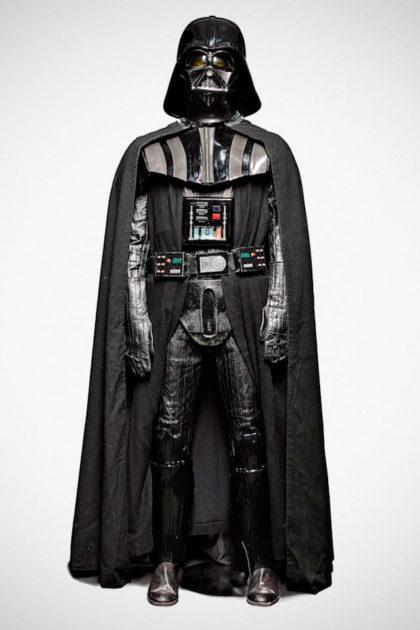 Complete Darth Vader Costume Empire Strikes Back