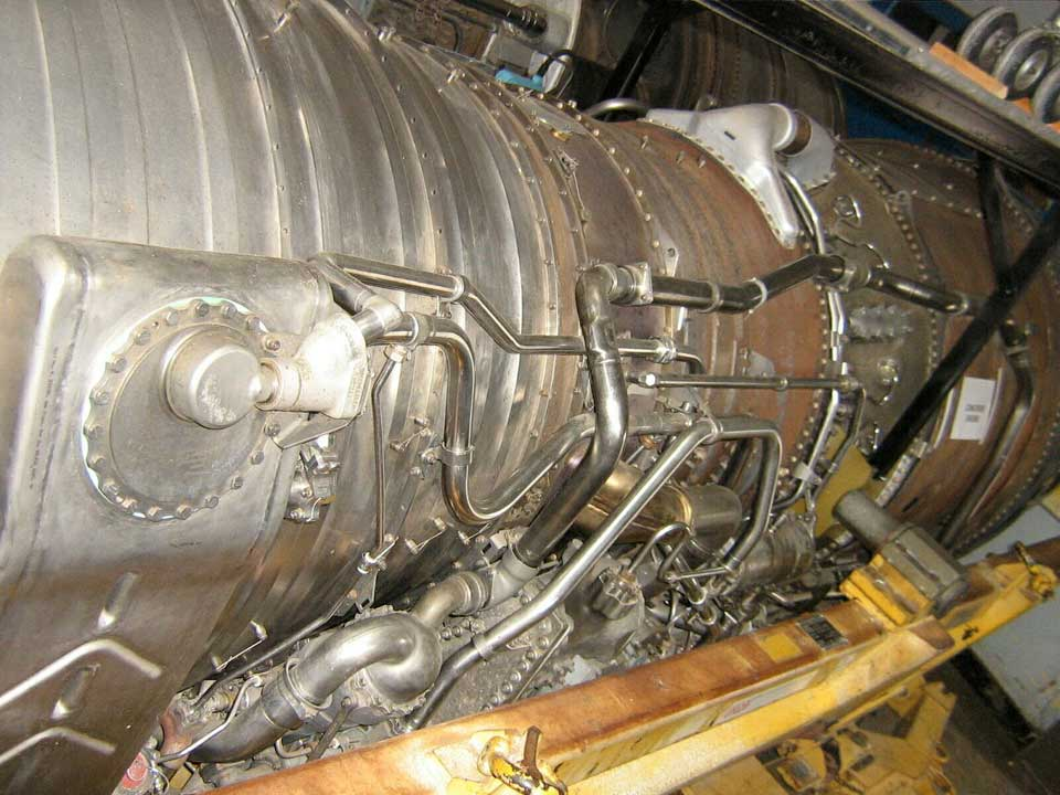 Someone Is Selling An Original Concorde Turbojet Engine With