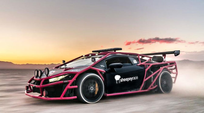 Meet The Most Not Aerodynamic Lamborghini Huracan Mod Ever