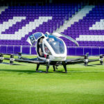 Ehang 216 Autonomous Aerial Vehicle Sets To Ply Austria Skies In 2020