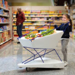 Ford Made A Shopping Trolley That Self-brakes To Prevent Collision