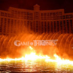 Vegas' Fountains Of Bellagio Taken Over By <em>Game Of Thrones</em>