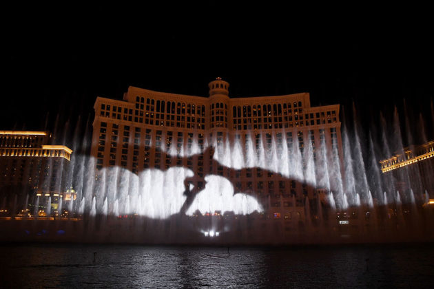 Game of Thrones Fountains of Bellagio