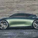 Genesis Reveals Eclectic 2-seater EV Concept Called Mint Concept
