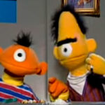 Absolutely Bizarre Parody Of Bert And Ernie Is Definitely Not For Kids