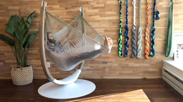 Hammock Throne by Yellow Leaf Hammocks