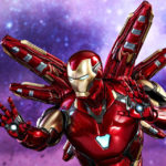 <em>Iron Man</em>'s Endgame Suit Officially Revealed Thru' Hot Toys Figure
