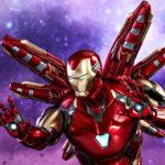 <em>Iron Man</em>'s Endgame Suit Officially Revealed Thru' Hot Toys Figure