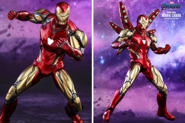 Hot Toys Iron Man Mk LXXXV Action Figure