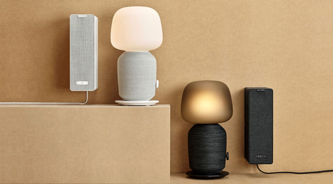 IKEA x Sonos Speakers with AirPlay 2