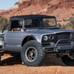 1968 Kaiser Jeep M-712 Resto-Mod By Jeep Is 700+ HP Of Brilliance