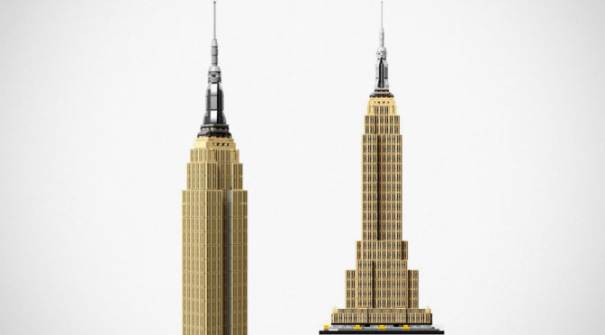 LEGO 21046 Architecture Empire State Building