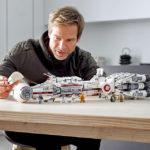 1,768-Piece LEGO <em>Star Wars</em> Tantive IV Set Arrives This May For $200