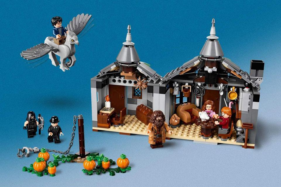 LEGO 75947 Hagrid's Hut - Buckbeak's Rescue